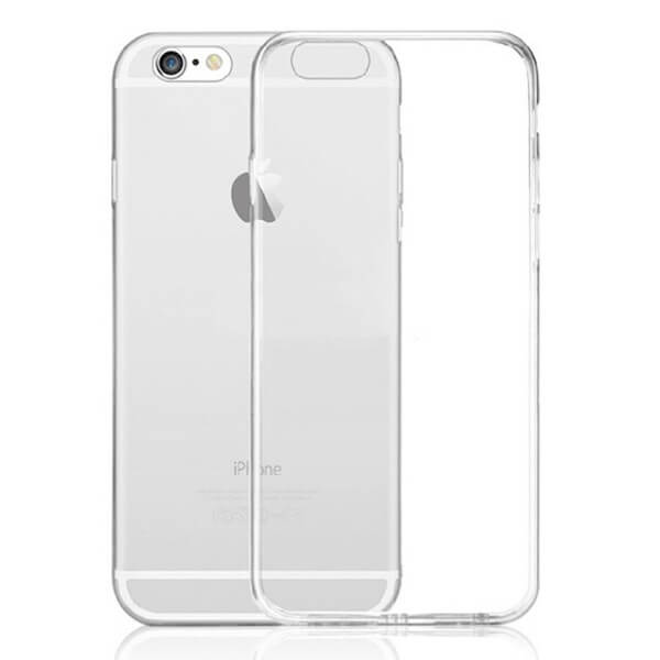 Hard Clear Case for Apple iPhone 6/6S Plus
